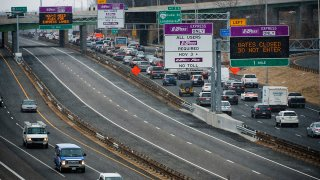 toll lanes in Virginia