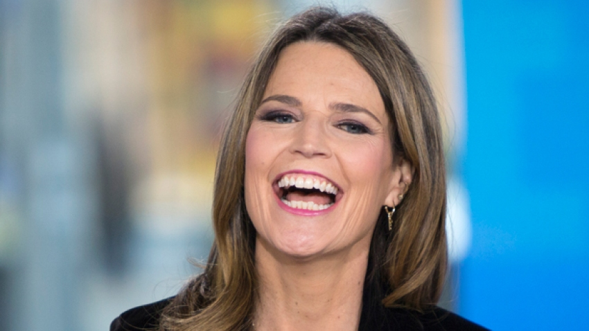 File photo of Savannah Guthrie on Tuesday Jan. 9, 2018.