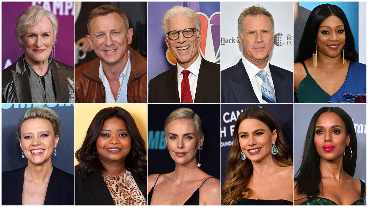 Charlize Theron Daniel Craig Among Golden Globe Presenters Nbc4 Washington