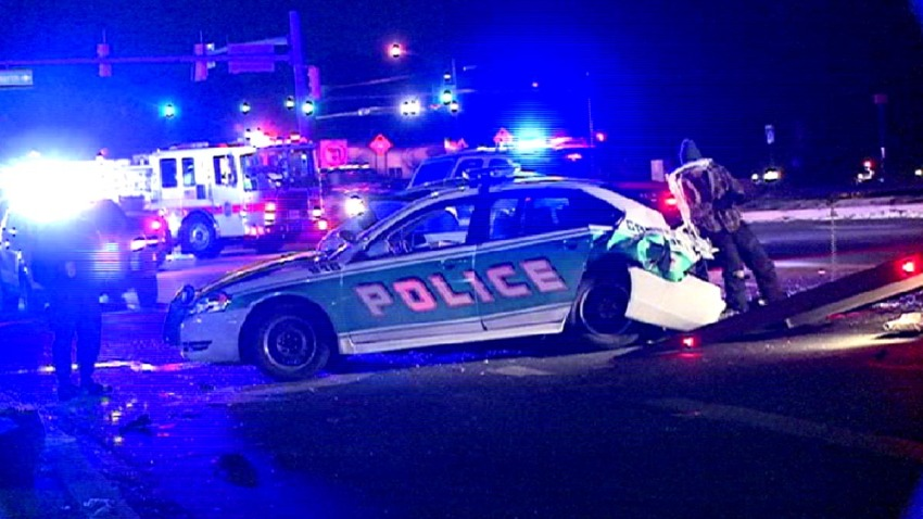 Greenbelt Police Crash 011015