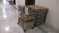 Hershey Sends 700 Pounds of Candy to Fill 'Candy Desk' in US Senate