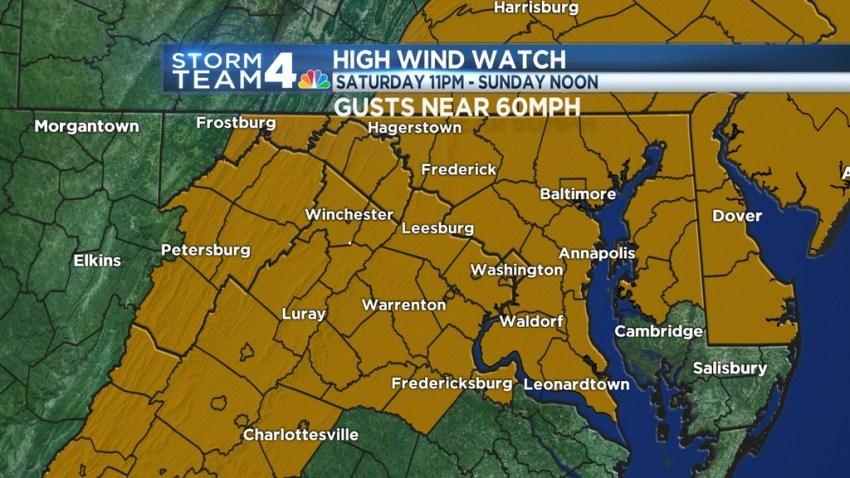 High Wind Watch Feb 14 15