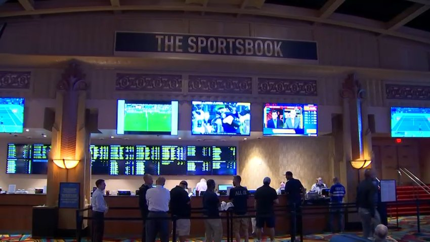 Hollywood Casino at Charles Town Races sportsbook