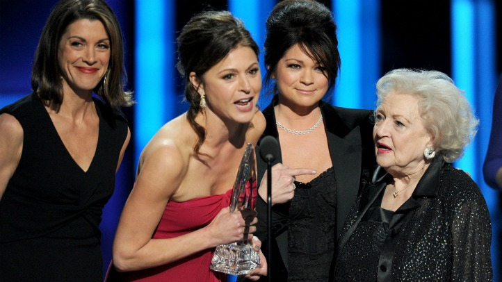 Hot in Cleveland Peoples Choice 2012