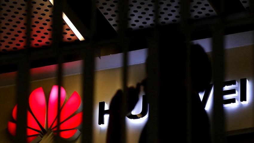 China US Trade Huawei