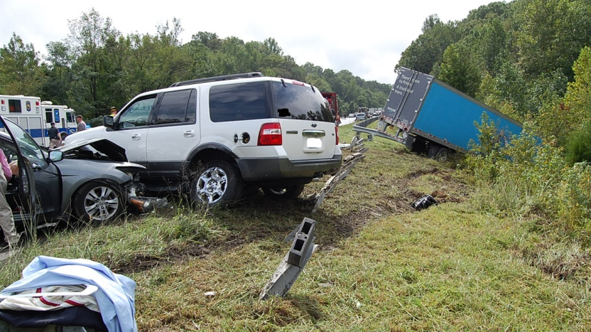 I 95 crash stafford county