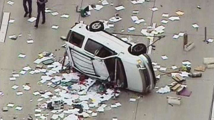 Interstate 66 Crash