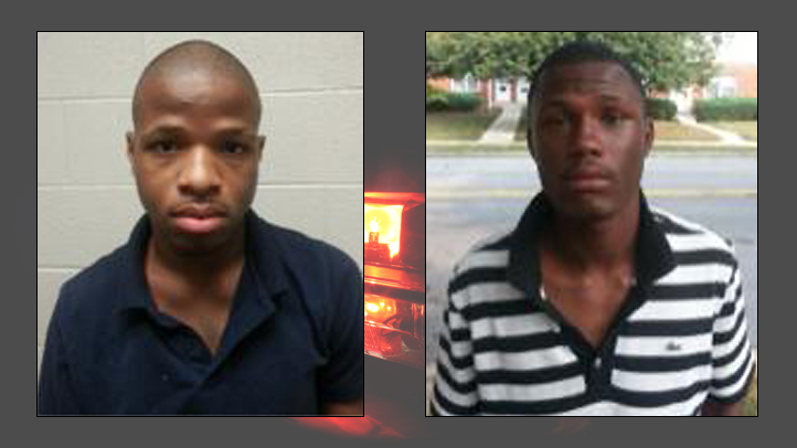 Jordans Robbery Suspects Deallo Carroll and Collin Younger