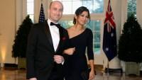 Trump Attends Wedding of Key White House Aides Katie Waldman, Stephen Miller