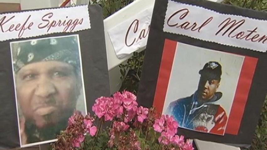Keefe Spriggs Carl Moten Memorial