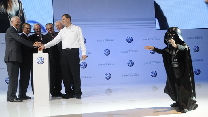 Volkswagen-Chattanooga