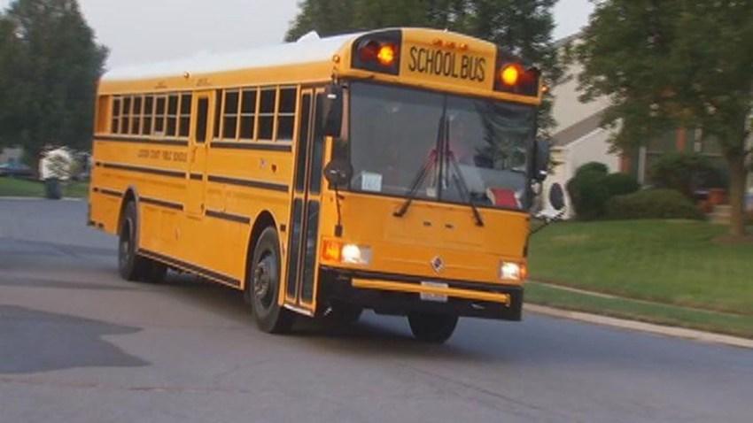 Loudoun County School Bus 160