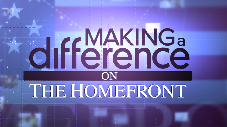 Making a Difference on the Homefront logo