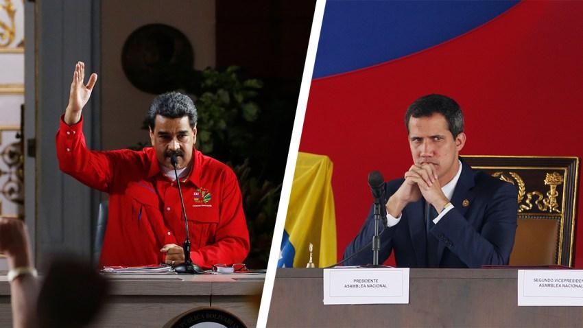 Maduro-Guaido-
