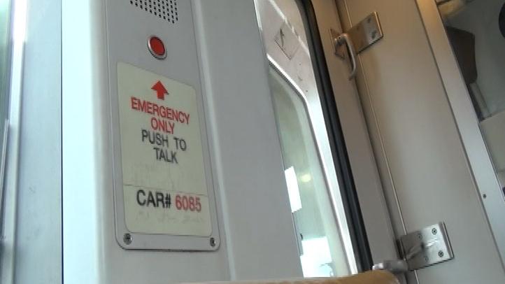 Metro Emergency Call Box