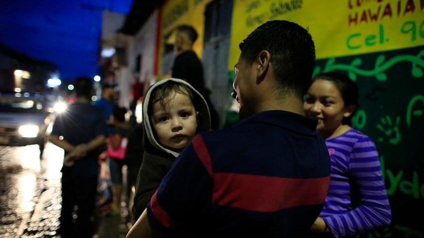 Mexico Migrants