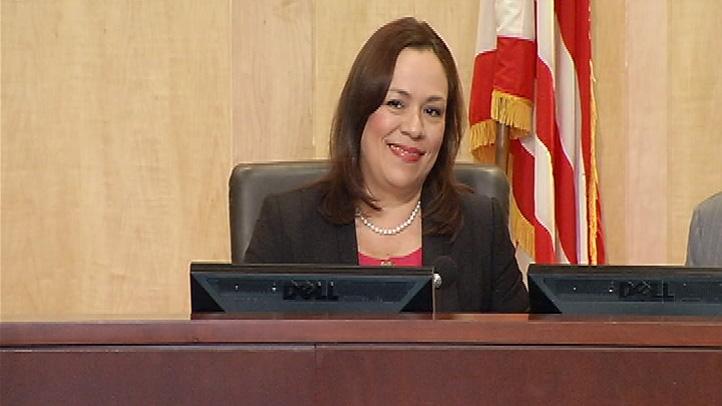 Montgomery County Council President Nancy Navarro