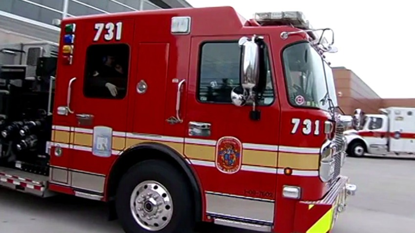 Montgomery County Fire and Rescue 122216