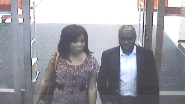 Montgomery County Identity Theft Suspects Surveillance Image
