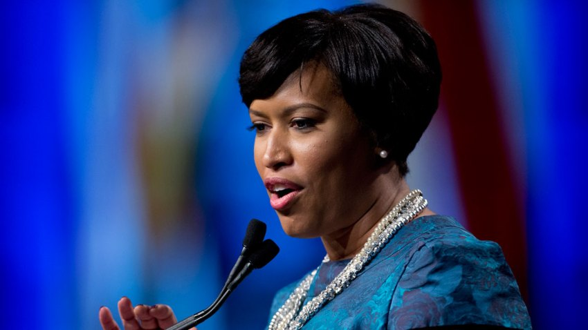 DC Mayoral Muriel Bowser