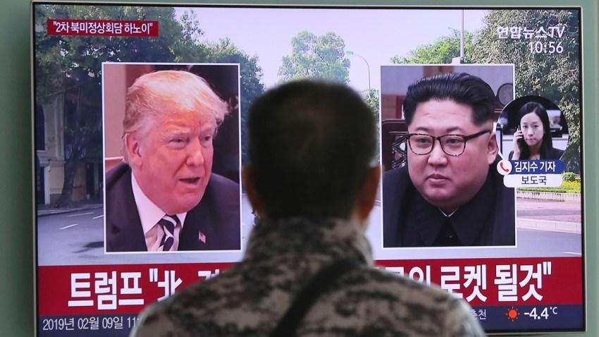 South Korea US Trump North Korea