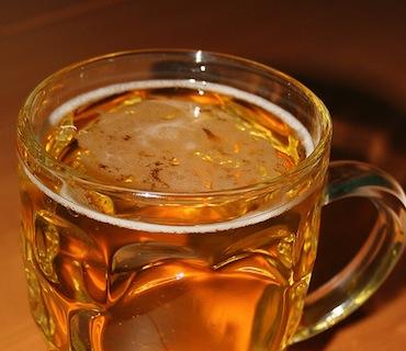 Naveen Roy Beer Glass