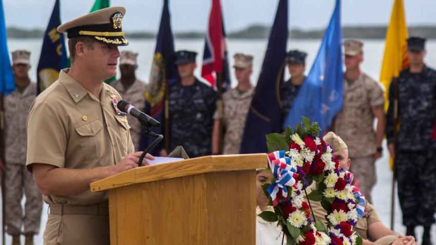 Navy Commander Guantanamo Death