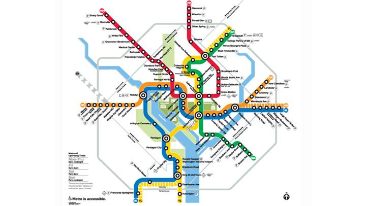 New Metro Map 722 x 406