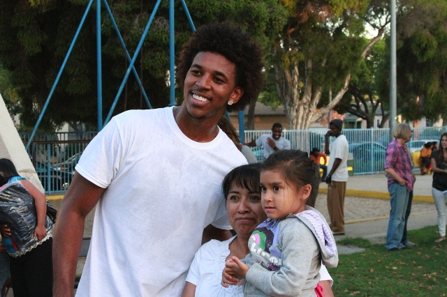Nick Young foundattion