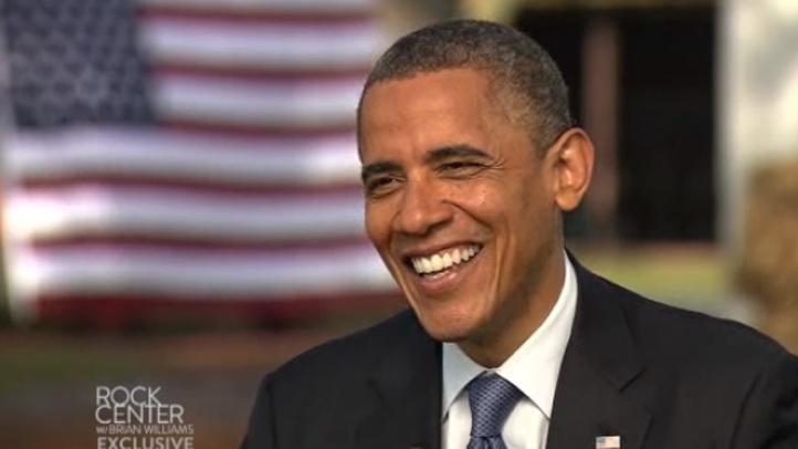 Obama on Rock Center