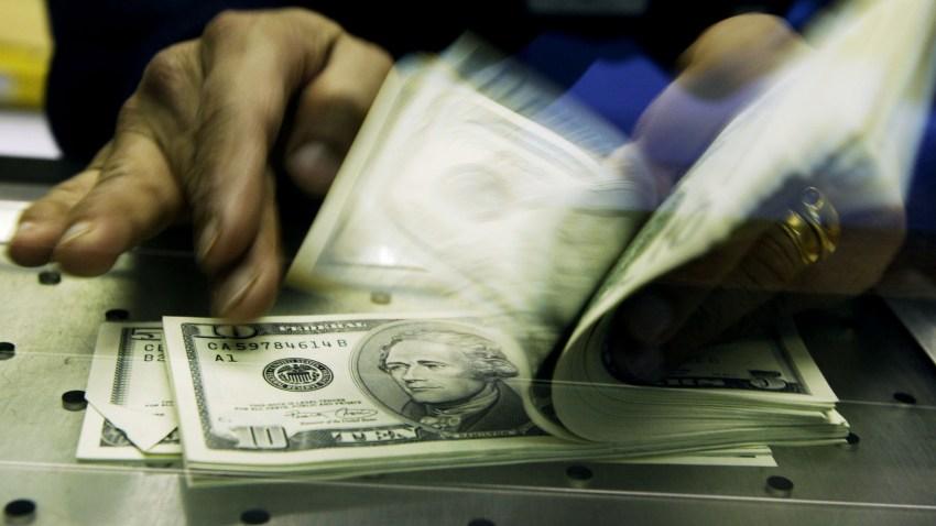 PHI dollar bills money cash