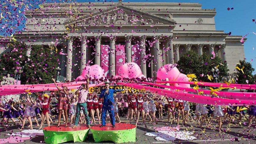 National Cherry Blossom Parade