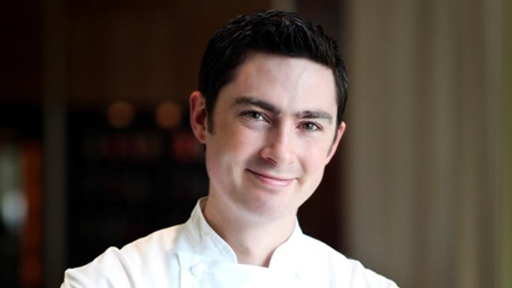 Pastry Chef Matthew Petersen