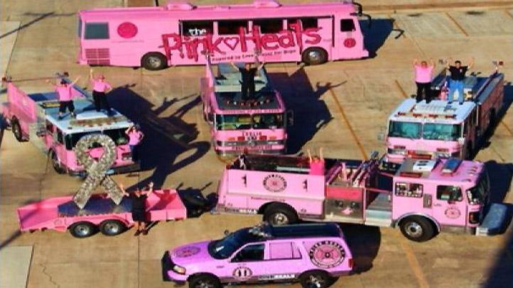 Pink Heals Tour 090813
