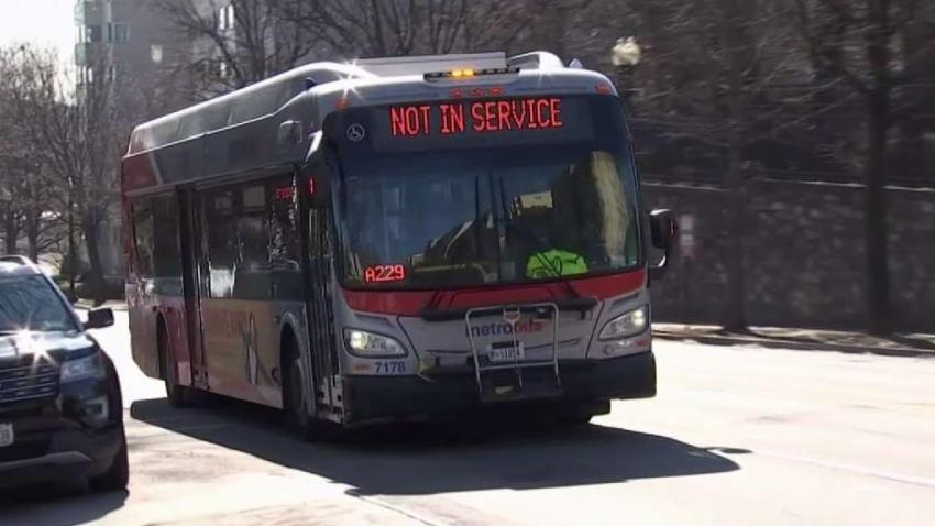 Potential Metrobus Route Cuts Concern Dc Communities