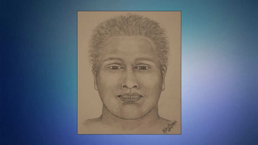 Prince Georges County 95-year-old woman rape suspect sketch