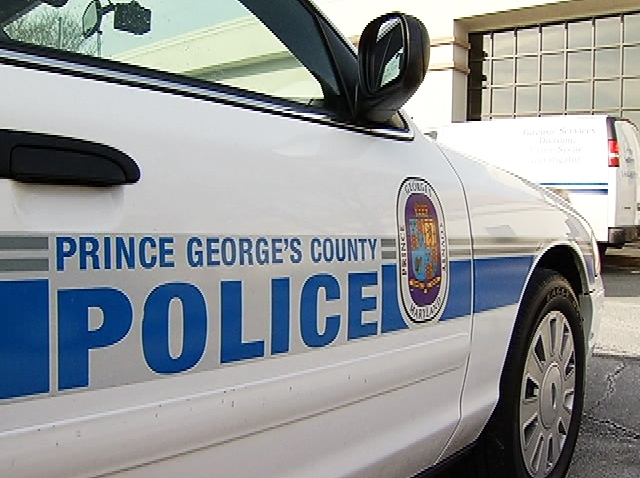 Prince Georges County police car generic