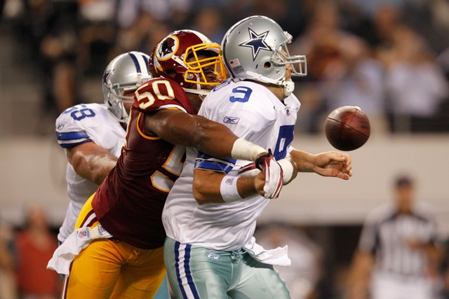 Romo hit