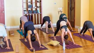 Bhakti Yoga DC class