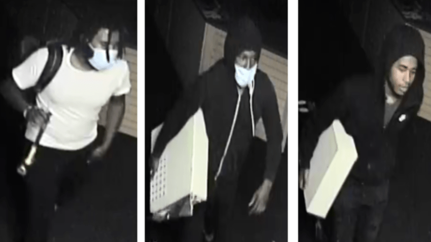 DC Burglary suspect surveillance photos