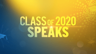 Class of 2020 Speaks