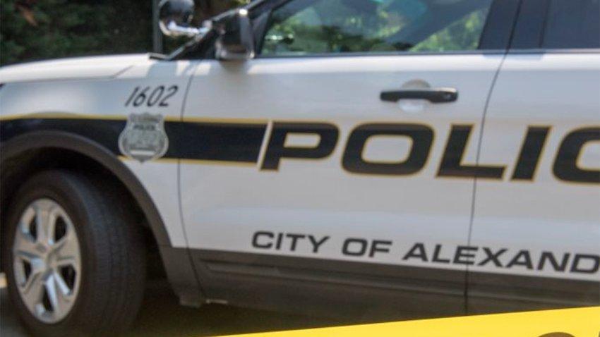 city of alexandria police car