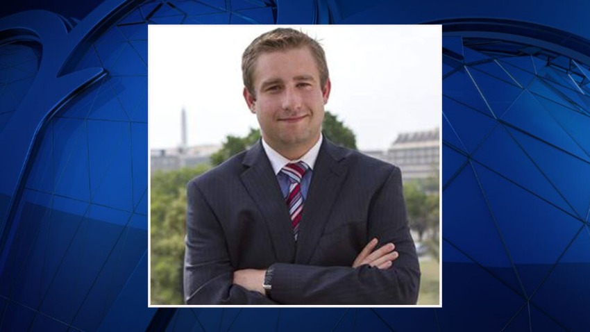 Seth Rich Blue Background Look N
