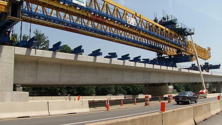 Silver Line Dulles Metro Final Span Milestone