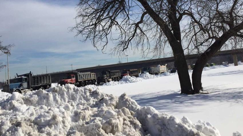Snow Truck Jam at RFK