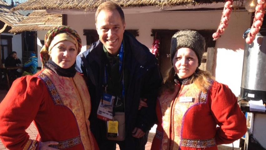 Sochi Waitresses