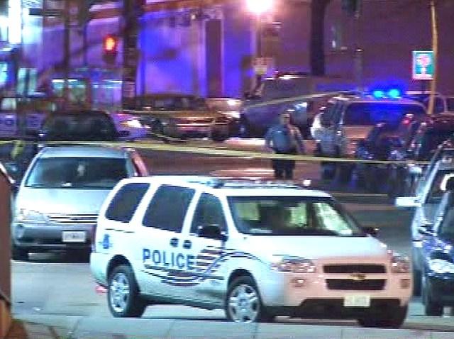 Southeast Mass Shooting Crime Scene