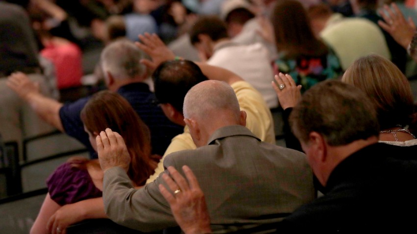 Southern Baptists in Prayer