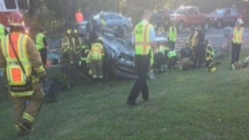 Spotsylvania County Fatal Crash 091315