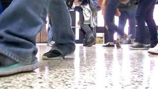 Students Feet